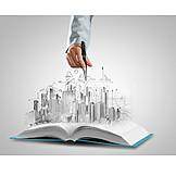 Architecture, Statics, Urban Planning, Construction Project