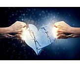 Trennung, Partnerschaft, Scheidung