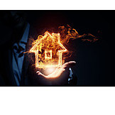 Immobilienmarkt, Bausparvertrag, Wohnungsmarkt, Hauskauf