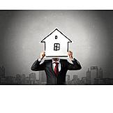 Immobilie, Immobilienmakler, Immobilienmarkt, Baufinanzierung