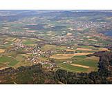 Luftaufnahme, Schweiz