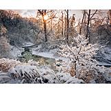Winter Landscape, Canada, Ontario