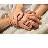 Togetherness, Hands, Age