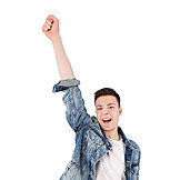 Teenager, Gewinner, Erfolg