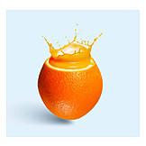 Orange, Orange Juice
