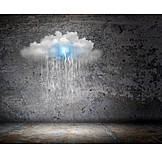 Thunderstorm, Weather, Rain
