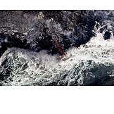 Natur, Lava, Vulkanismus, Hawaii, Kamokuna