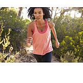 Woman, Running, Cross country run, Cross running