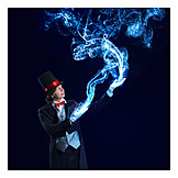 Leisure & Entertainment, Magician, Illusion, Perform Magic, Magic