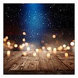Backgrounds, Christmas, Lights, Blips, Bokeh