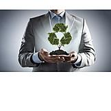Recycling, Nachhaltigkeit, Entsorgungswirtschaft