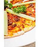 Fladenbrot, Türkische Küche, Lahmacun