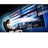 Media, Display, Play, Flat Screen, Multimedia