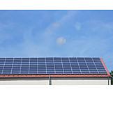 Solarpanel, Solaranlage, Photovoltaikanlage