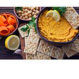Oriental Cuisine, Chickpea, Mezze, Hummus