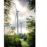 Windenergie, Alternative Energie, Windpark
