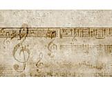 Music, Scores, Notation