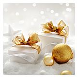 Christmas, Gifts, Festive, Christmas Present
