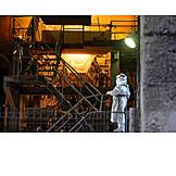 Industry, Blast, Steel Industry, Furnace