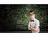 Boy, Child, Education, Intelligent, Child Prodigy