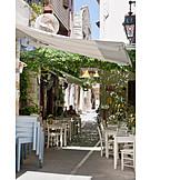 Gastronomie, Städtisches Leben, Rethymno