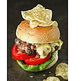 Hamburger, American Cuisine, Junkfood