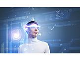 Wissenschaft, Zukunft, Forscher, Digitalisierung, Online-forschung