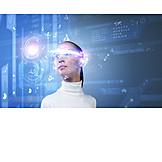 Forschung, Internet, Online, Weltweit, Digitalisierung