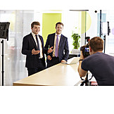 Business, Company, Filming, Imagefilm