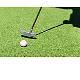 Golf, Miniature Golf