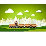 Logistik, Versand, Versandhandel