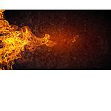 Hot, Fire