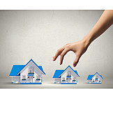 Property, Scale, Choice, Reaching, Prefabricated Building, House Management