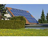 Solarstrom, Solarpanel, Photovoltaikanlage