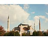 Islam, Mosque, Sultan Ahmed Mosque, Minaret