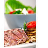 Asian Cuisine, Radish, Beef