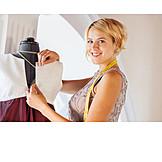 Fashion, Tape Measure, Dressmakers Model, Pin, Fashion Designer
