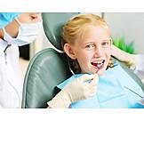 Zahnbehandlung, Zahnarztbesuch, Kinderzahnarzt