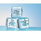 Ice, Ice Cubes