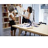Clothing, Fashion, Meeting, Select, Organized Group, Fashion Designer