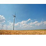 Wind Power, Alternative Energy, Green Electricity
