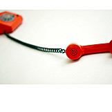 Telephone, Retro, Telephone Receiver