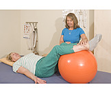 Exercise, Physiotherapy, Physical Therapy, Pezziball