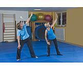 Gymnastik, Krankengymnastik, Physiotherapie