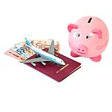 Holiday & Travel, Save, Vacation Pay