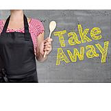 Gastronomie, Take Away
