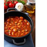 Bean stew, Kuru fasulye
