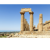 Archaeology, Temple, Agrigento