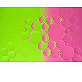 Backgrounds, Colors & shapes, Water blister, Emulsion