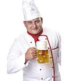 Gastronomie, Bier, Küchenchef